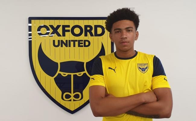 Nico Jones has signed a two-year deal with Oxford United