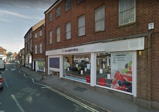The Co-op in Couching Street, Watlington Picture: Google Maps
