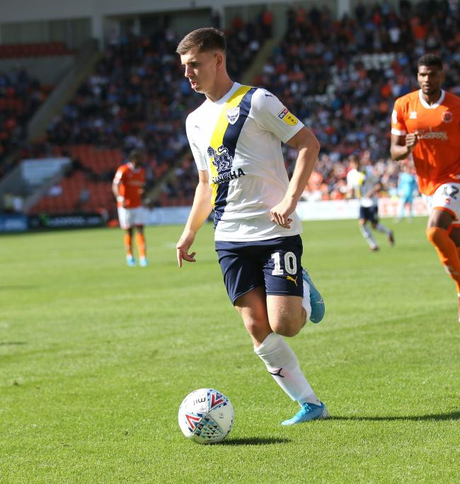 Ben Woodburn says he has more to offer Oxford UnitedPicture: Richard Parkes