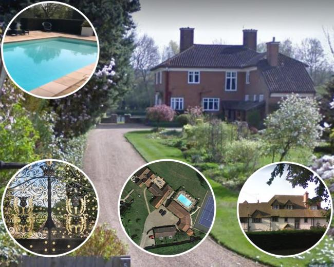 The 10 most expensive houses EVER sold in South Oxfordshire