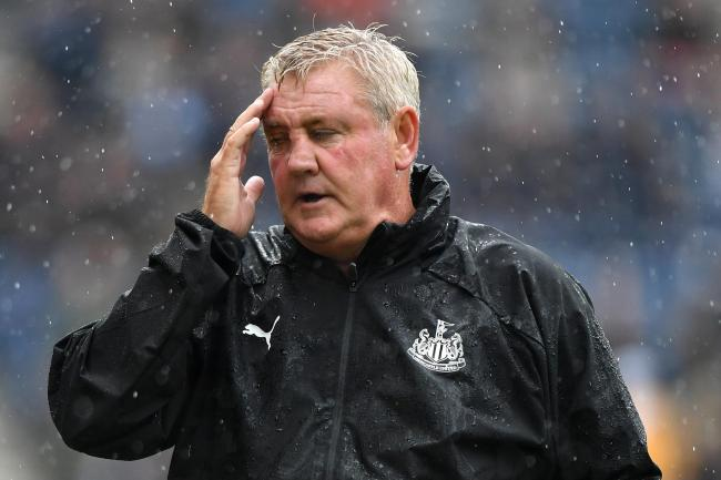 Newcastle head coach Steve Bruce has vowed to protect his players from criticism