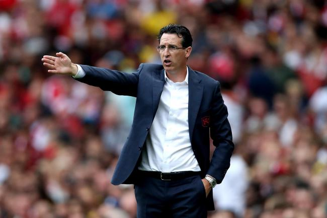 Unai Emery wants to see an improvement against the top six