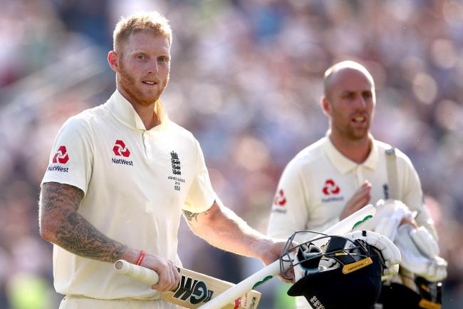 Ben Stokes and Jack Leach were England's Headingley heroes