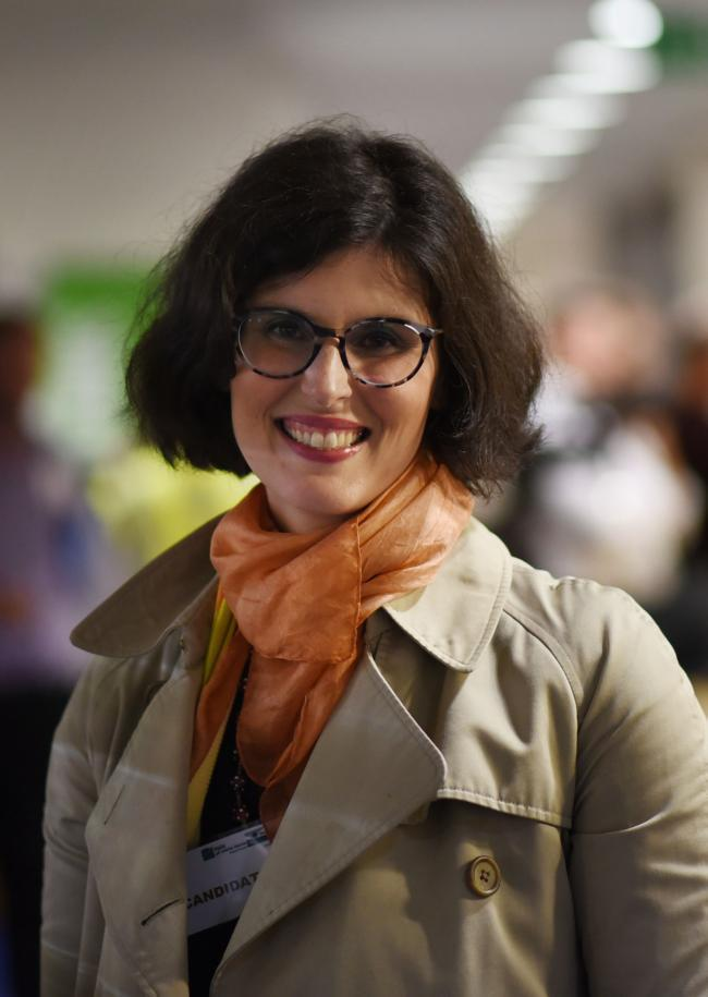 Oxford West and Abingdon MP Layla Moran