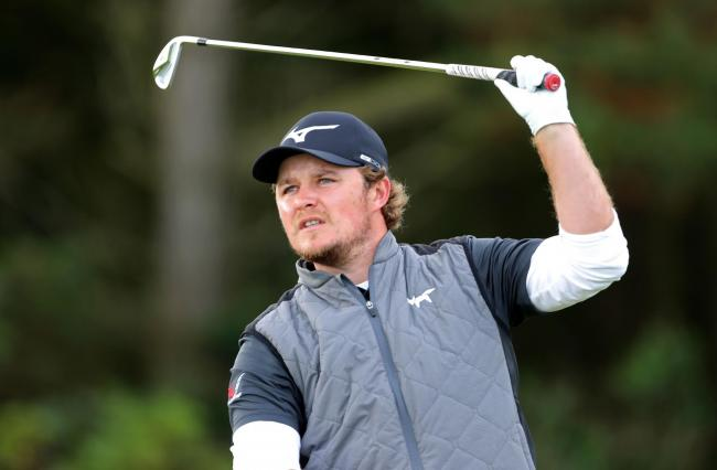 Eddie Pepperell  Picture: Richard Sellers/PA Wire