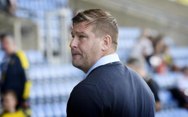 Oxford boss Karl Robinson Picture by: David Fleming