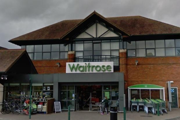 Waitrose in Abingdon. Picture: Google Maps