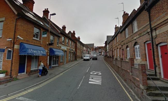 Mill Street, Wantage. Picture: Google Maps