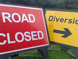 Diversions following A34 northbound closure