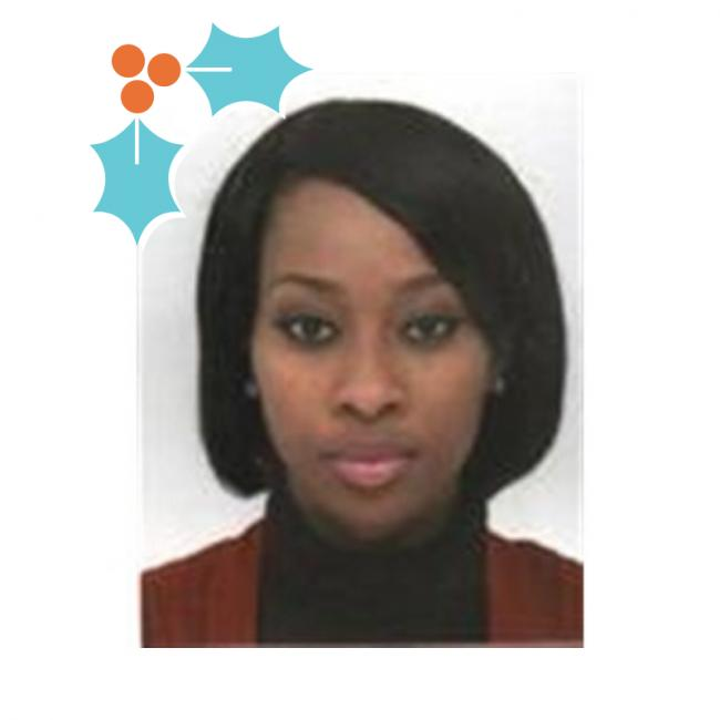 Aishatu IBRAHIM from Crime Stoppers