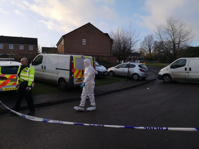 Murder investigation launched after man stabbed and two men in 'serious conditions'