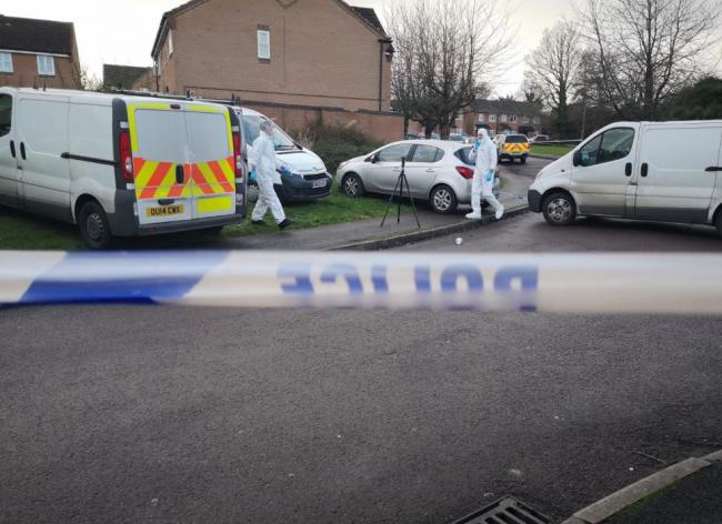 Didcot victim died of stab wounds to chest