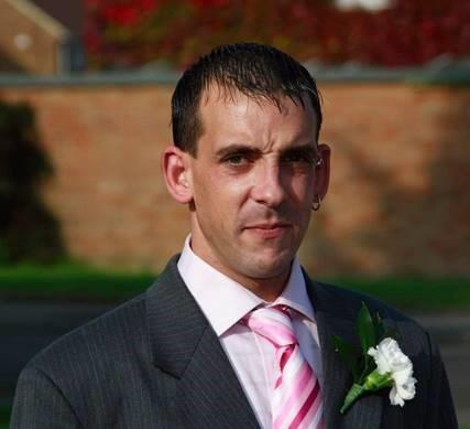 Didcot murder victim Darren MacCormick. Pic from Thames Valley Police