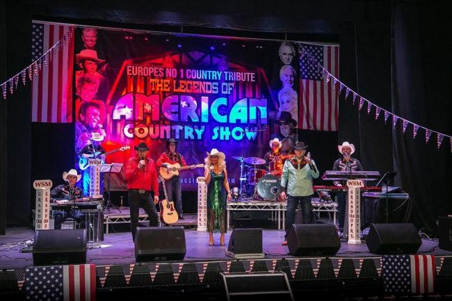 The Legends of American Country show. Picture: Facebook/ Bridlington Spa