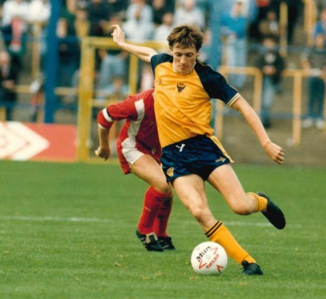 Oxford United's Jimmy Phillips
