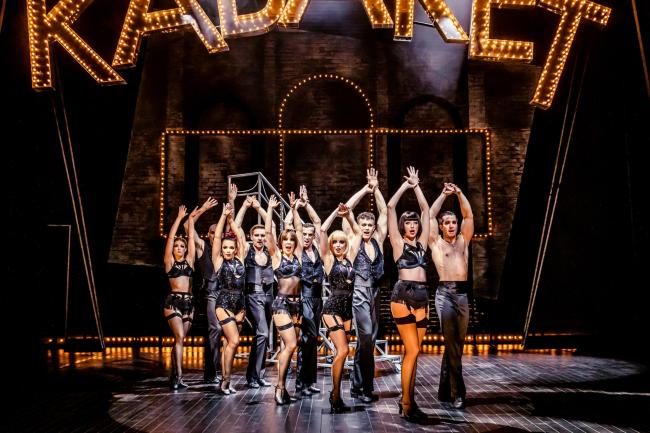 Cabaret at the New Theatre Oxford