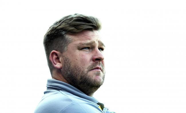 KARL ROBINSON COLUMN: Today's game is chance to start climbing table again