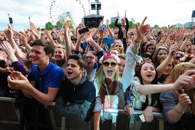 BBC Radio 1 Big Weekend – Glasgow