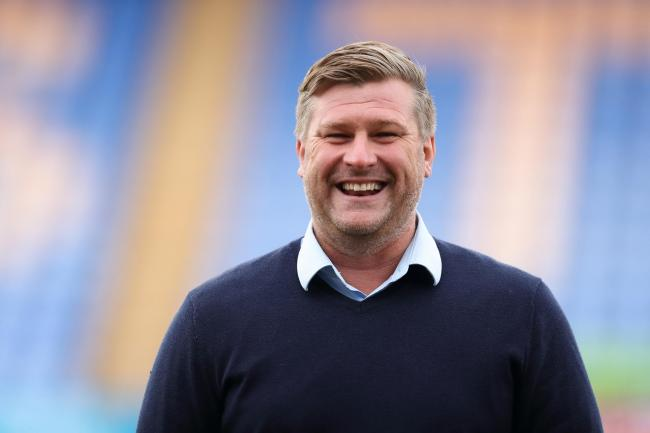 Oxford United boss Karl Robinson has everyone available again today   Picture: James Williamson