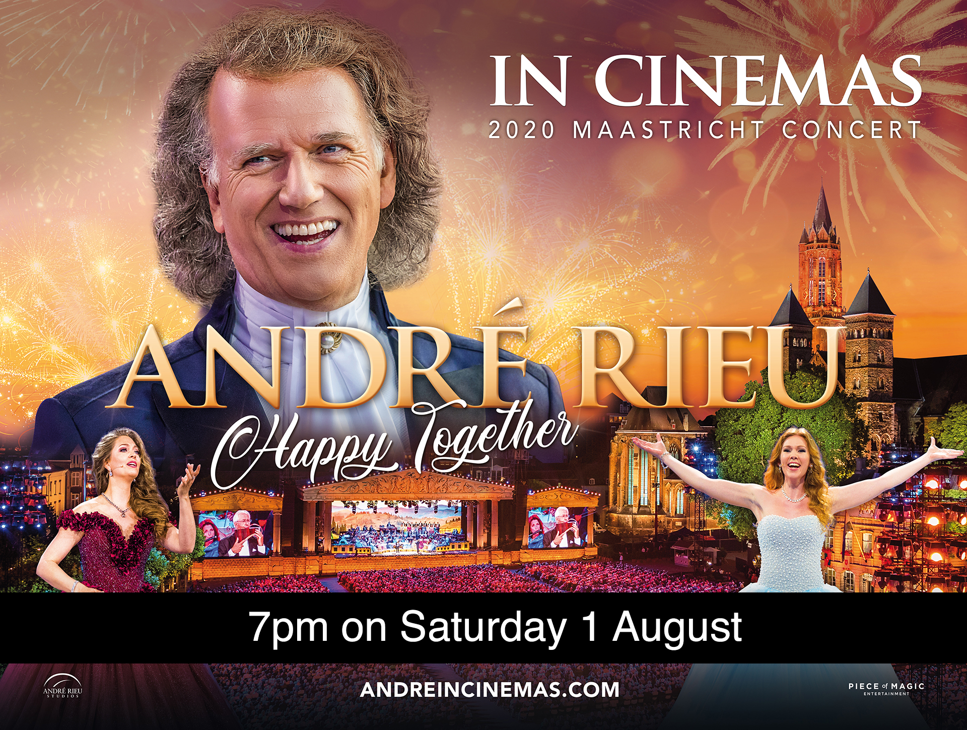 André Rieu 2020 Maastricht Concert: Happy Together