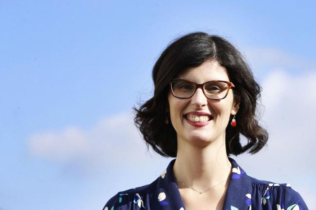 Layla Moran, Lib Dem MP for Oxford West and Abingdon, has announced she will run for the leadership of her party..06/03/2020.Picture by Ed Nix.