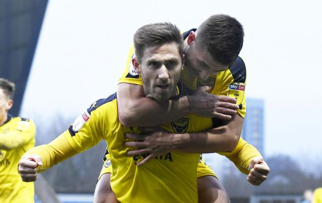 Oxford United's James Henry and Cameron Brannagan both made the list   Picture: David Fleming