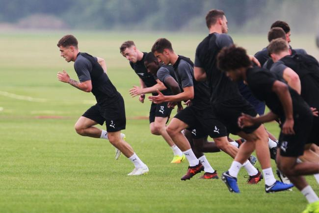 At this stage it is unclear when Oxford United can start training together again    Picture: Ed Nix