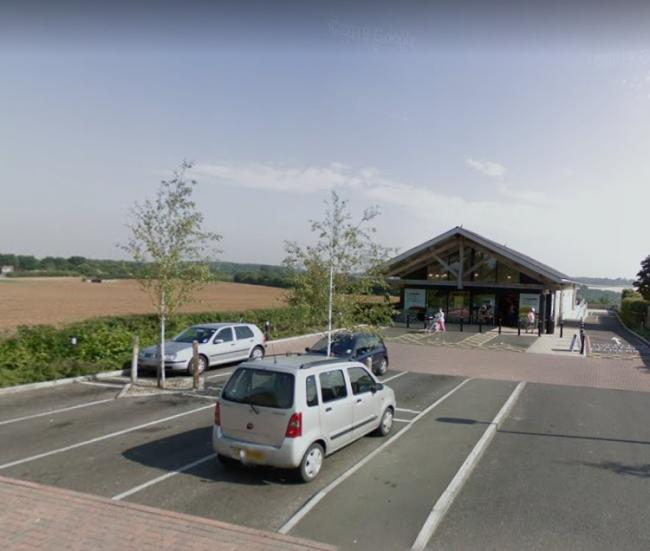 Co-op Long Hanborough. Pic from Google Maps