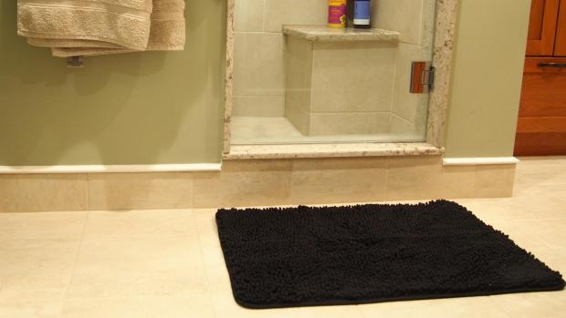 Herald Series: A stylish bath mat can brighten up your space. Credit: Reviewed / Kori Perten