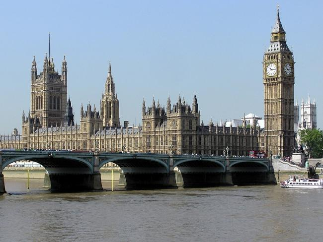 A stock image of the Houses of Parliament. Picture: Pixabay