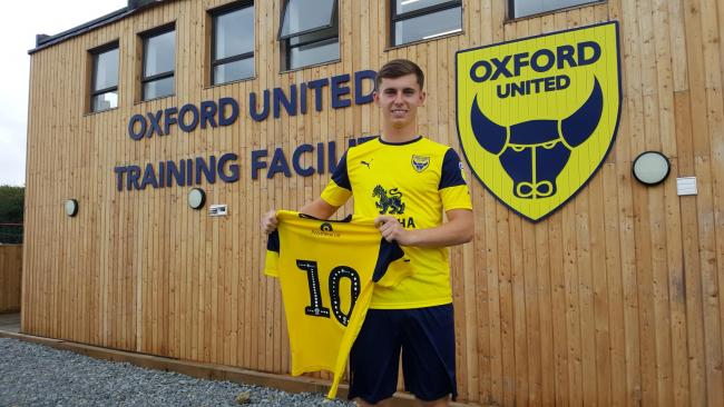 Ben Woodburn was among Oxford United's signings last summer
