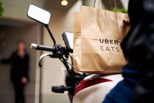 Uber Eats is launching in Wallingford. Picture: Uber Eats