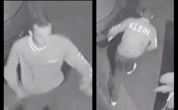 Thugs attack strangers at pub with wooden pole and metal sheet