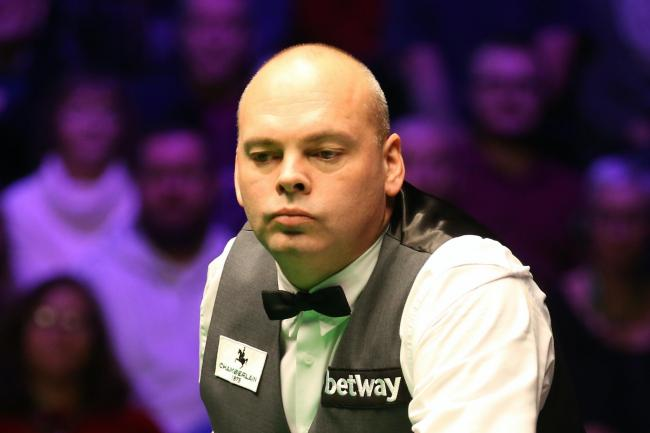 Stuart Bingham beat Ashley Carty 10-7 at the Crucible