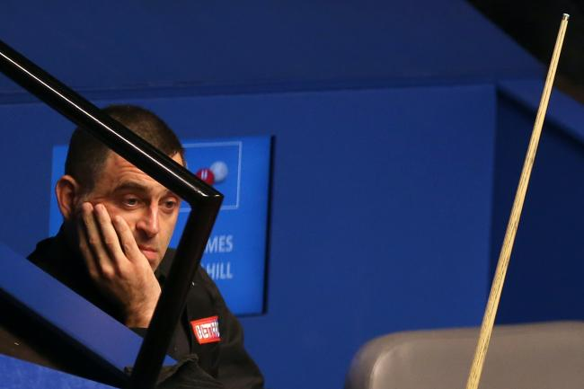 Ronnie O'Sullivan has changed his approach