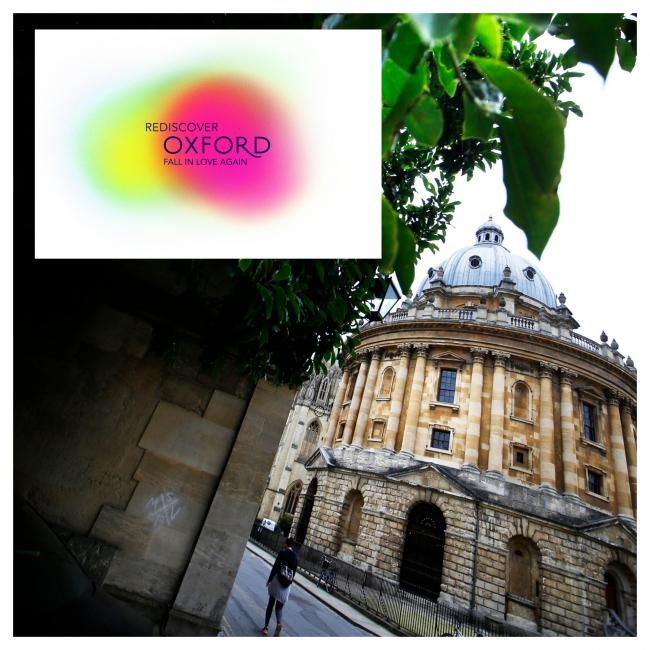 The Oxford Mail and Oxford City Council have teamed up for the Rediscover Oxford campaign