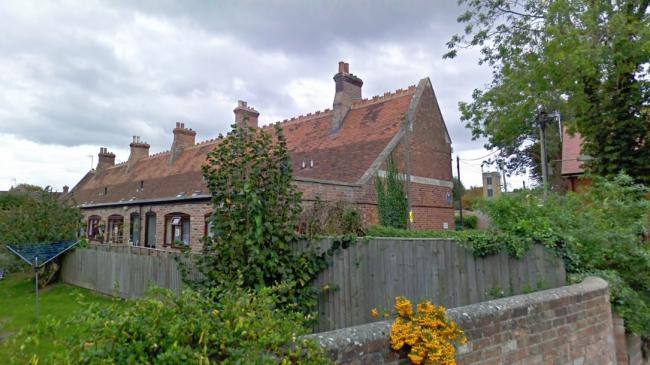 The Eagles Close Almshouses, Wantage. Picture: Google Maps