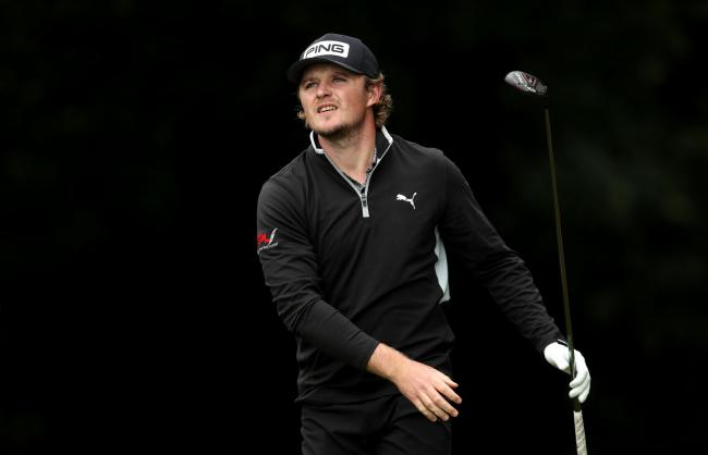 Eddie Pepperell's most recent outing was at the ISPS HANDA UK Championship last month, where he withdrew due to injury      Picture: David Davies/PA Wire