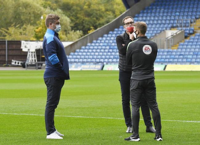 The postponement of Oxford United's fixture with Crewe Alexandra could have been avoided if regular testing was in place Picture: David Fleming