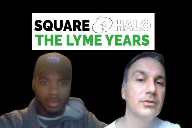 Demetrios Loukas, who has suffered with Lyme disease for 16 years, and his producer Treyvonce Ambers-Moore have created an album called 'The Lyme Years' to raise awareness.