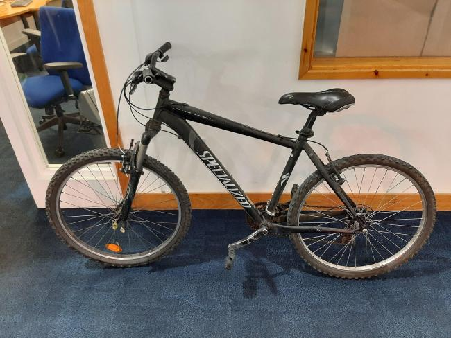 The stolen bike. Picture: Thames Valley Police
