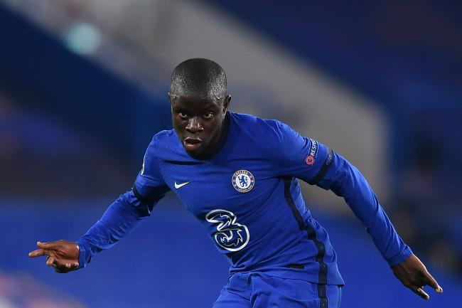 N'Golo Kante, pictured, has hit back to his very best form with Chelsea under new boss Thomas Tuchel