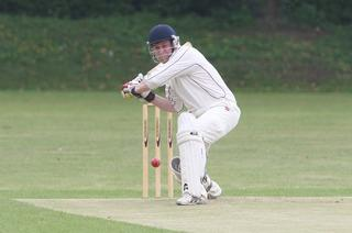 Ian Demain in action for Challow
