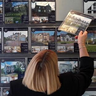 The number of luxury homes sold in Britain reached a record high last year, new figures show