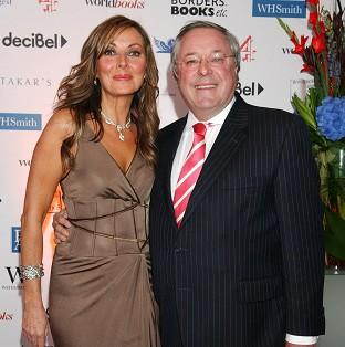 Carol Vorderman talks about Richard Whiteley on Piers Morgan's TV show