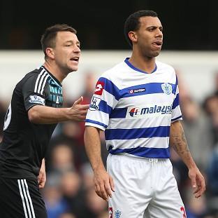 John Terry (left) and Anton Ferdinand