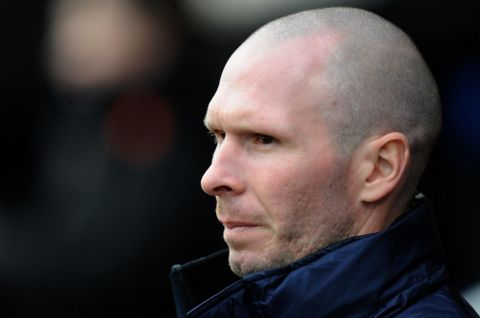 U's boss Michael Appleton