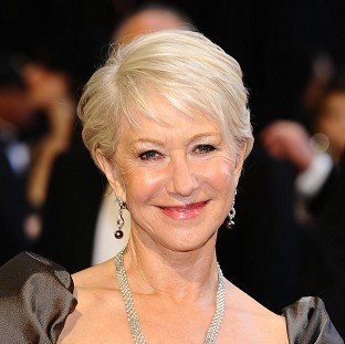 Dame Helen Mirren is looking forward to the Diamond Jubilee celebrations