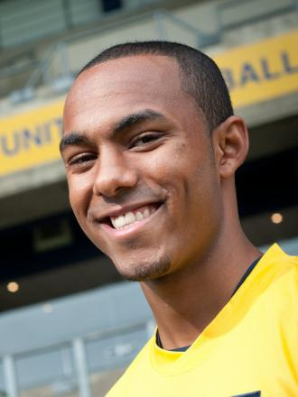 Rob Hall scored six times in just 12 games for Oxford United