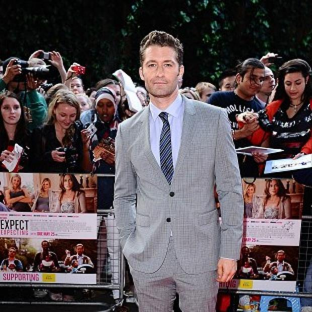 Matthew Morrison revealed he is a big fan of making movies